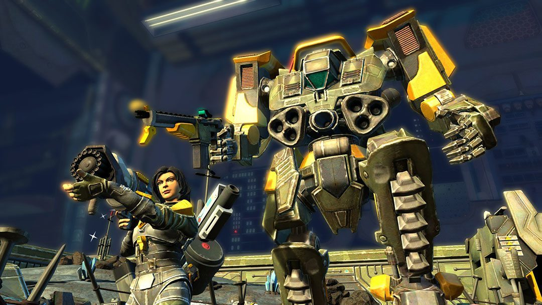 Toy Soldiers War Chest download torrent