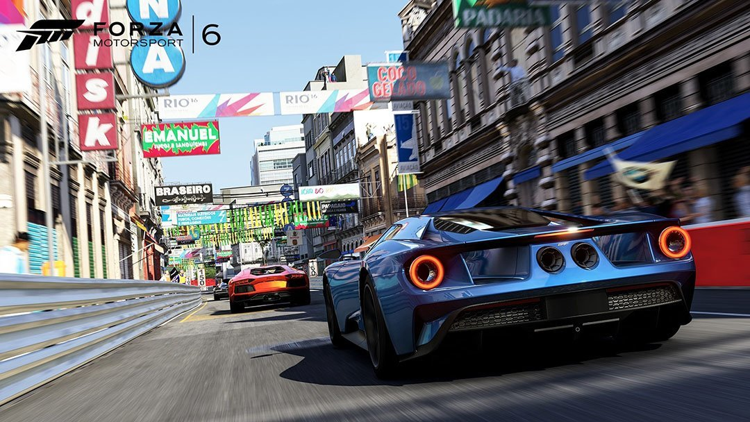Forza Motorsport 6 download torrent