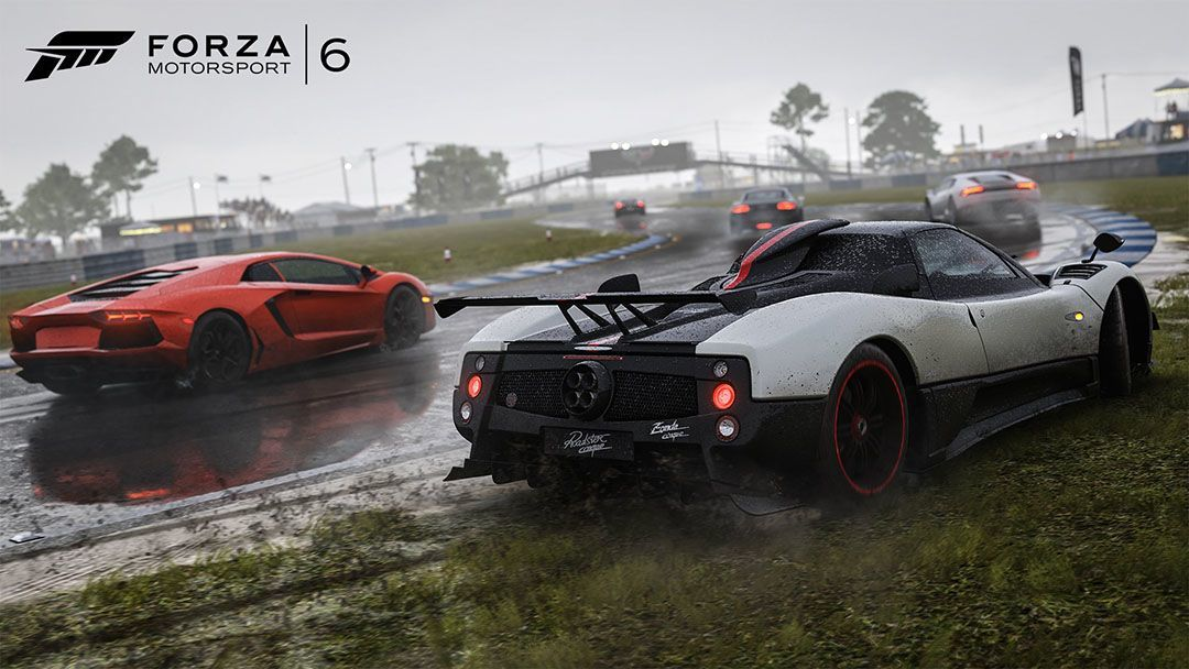 Forza Motorsport 6 download