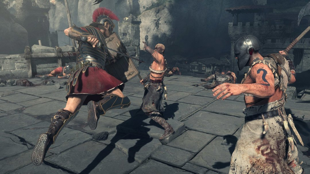 Ryse Son of Rome download torrent