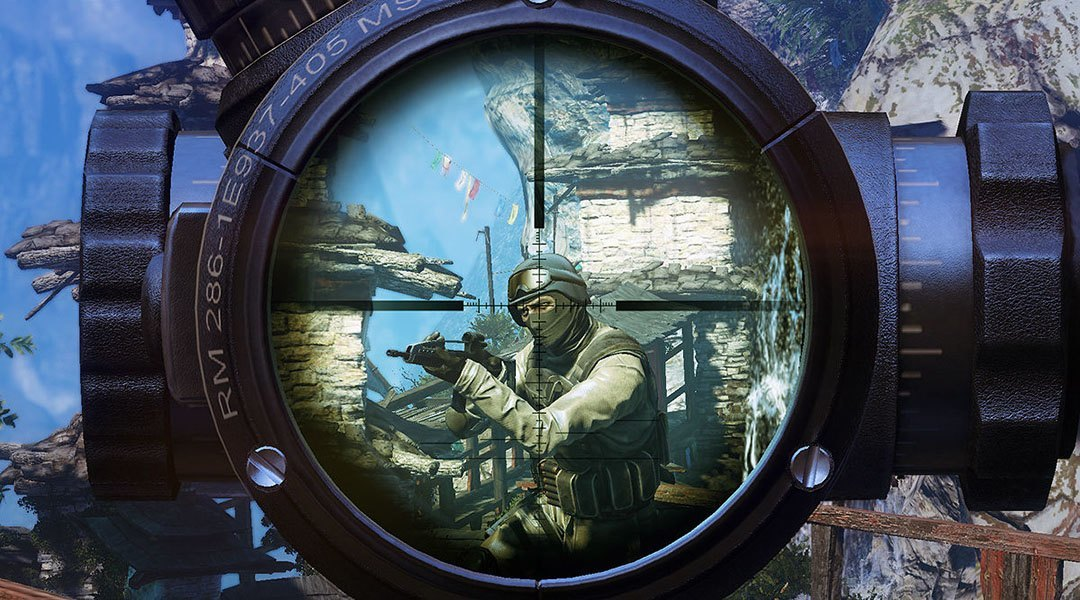 Sniper Ghost Warrior 2 download torrent
