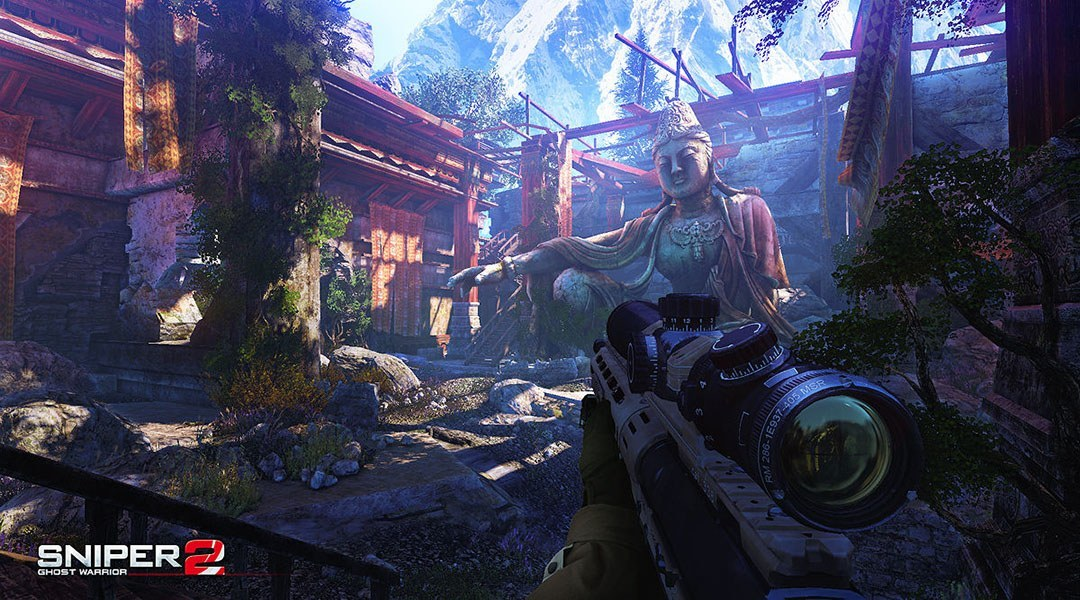 Sniper Ghost Warrior 2 download