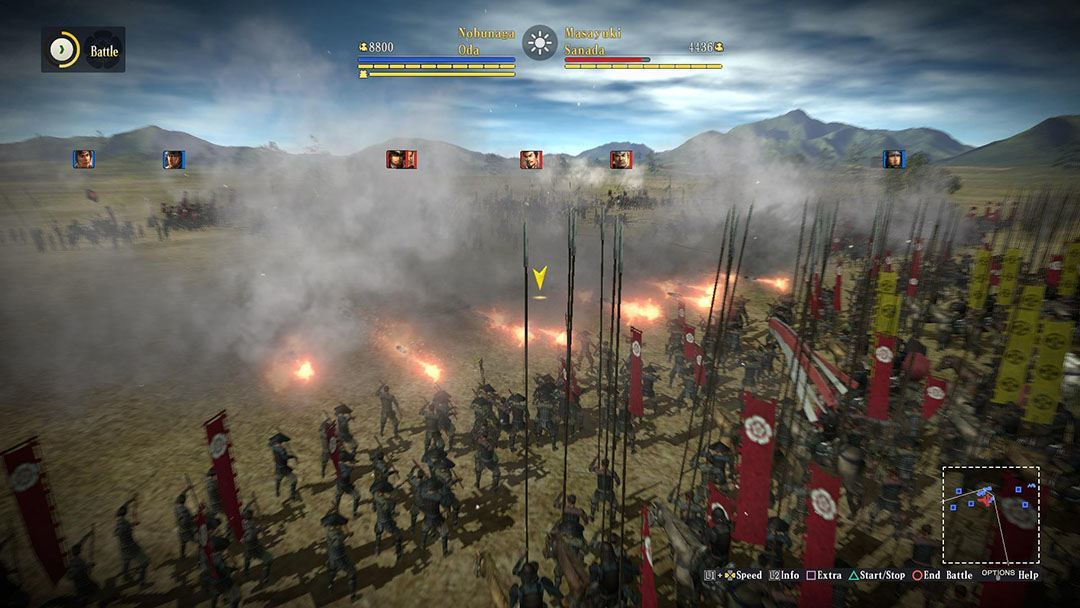 Nobunagas Ambition Sphere of Influence PC download