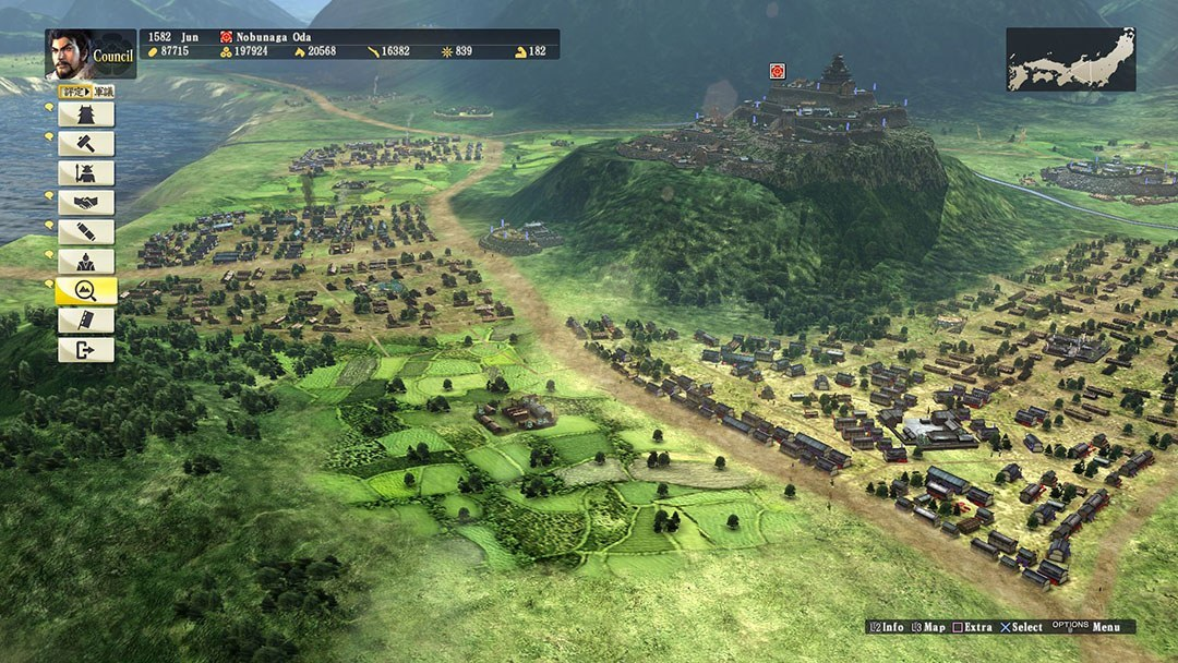 Nobunagas Ambition Sphere of Influence download torrent