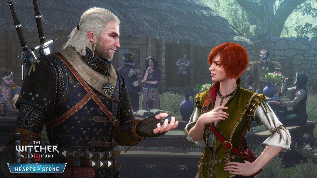 The Witcher 3: Hearts of Stone PC download