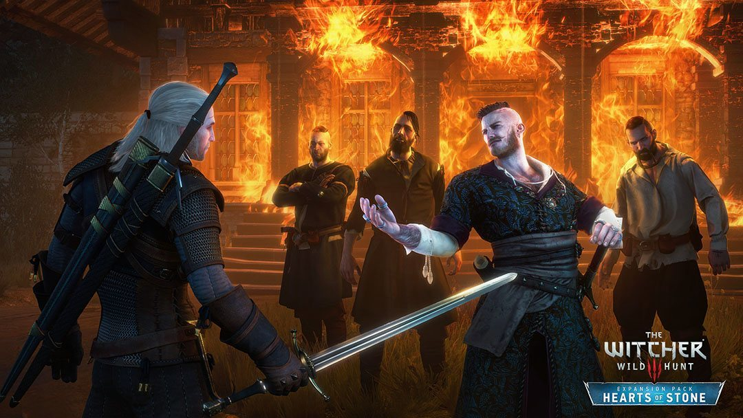 The Witcher 3: Hearts of Stone download