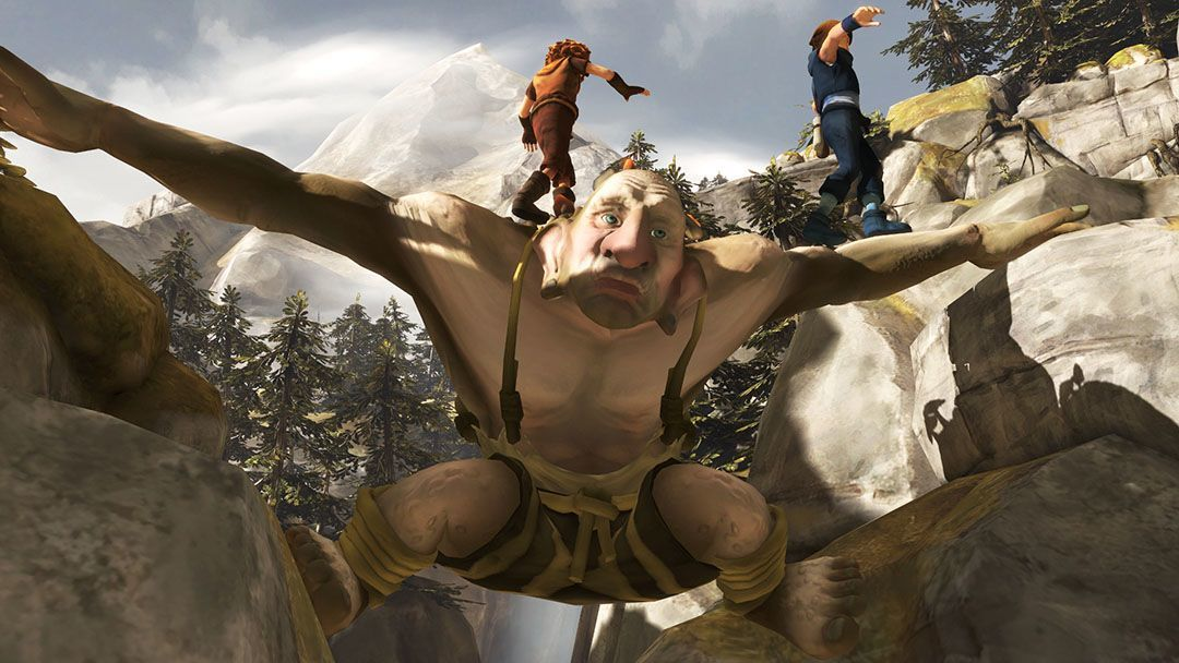 Brothers A Tale of Two Sons PC download