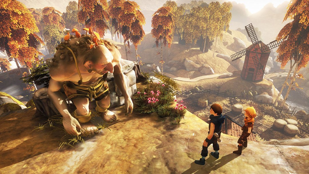 Brothers A Tale of Two Sons download torrent