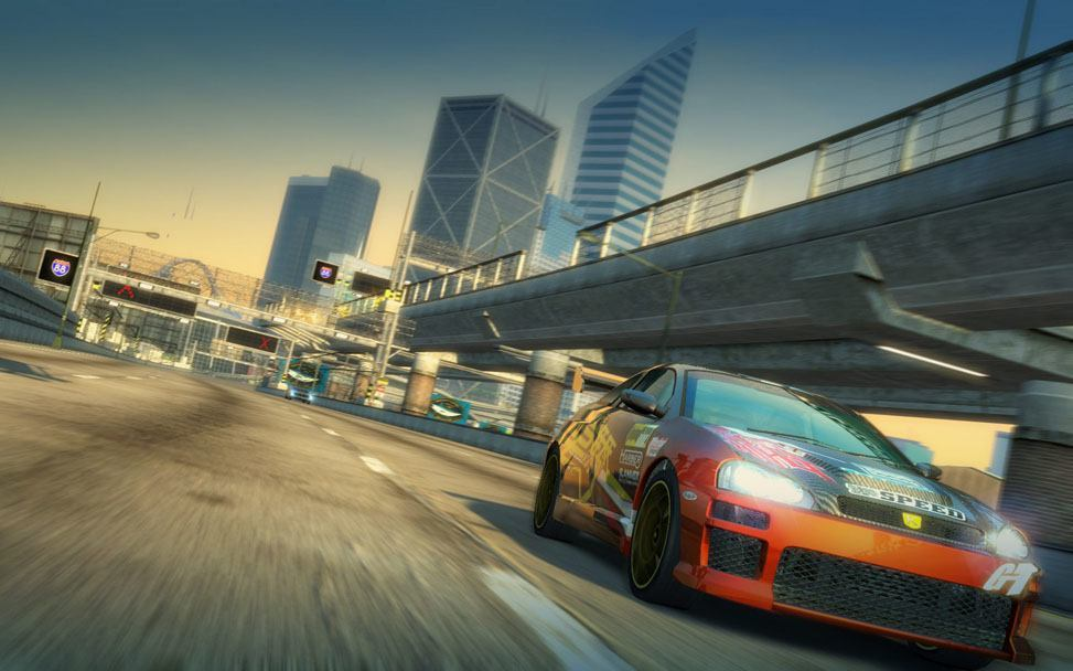Burnout Paradise PC download