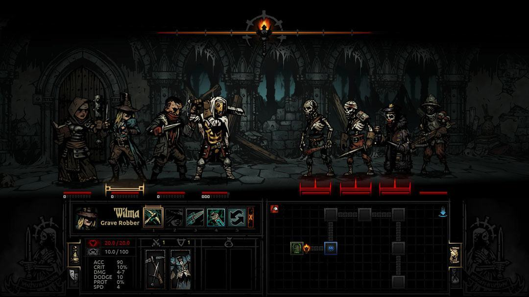 Darkest Dungeon download torrent
