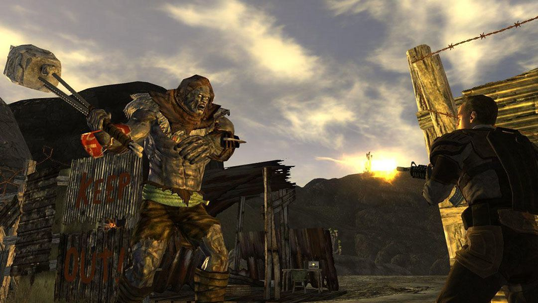 Fallout New Vegas download torrent