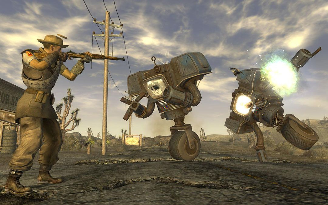 Fallout New Vegas download