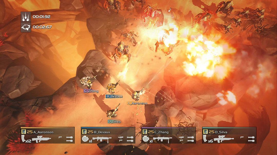 Helldivers PC download