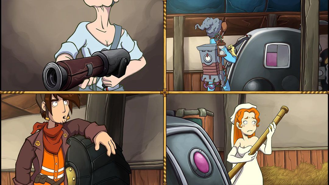 Deponia Doomsday PC download