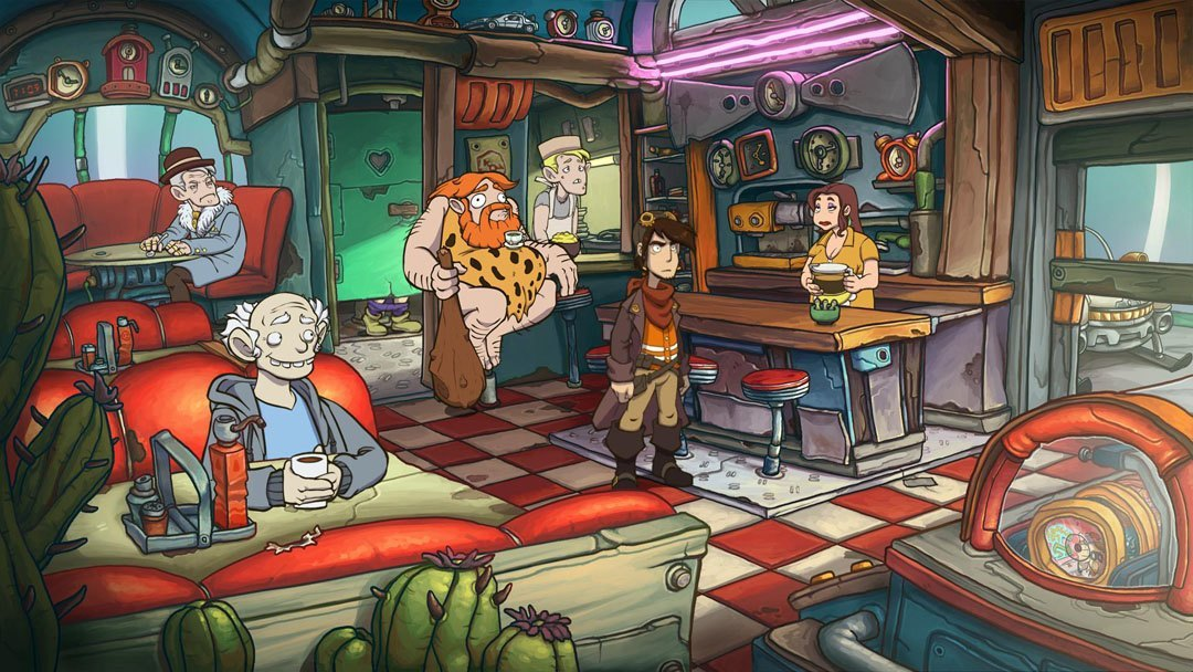 Deponia Doomsday download