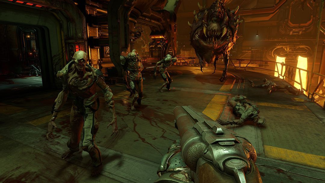 DOOM 2016 PC download