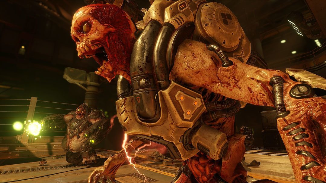 DOOM 2016 download torrent