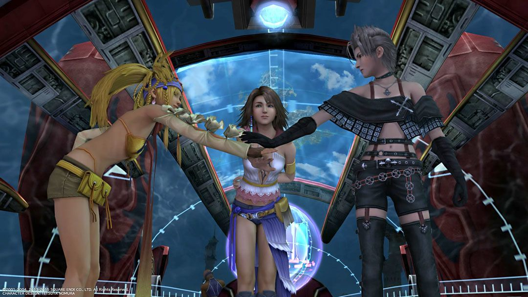 Final Fantasy X/X-2 HD Remaster download