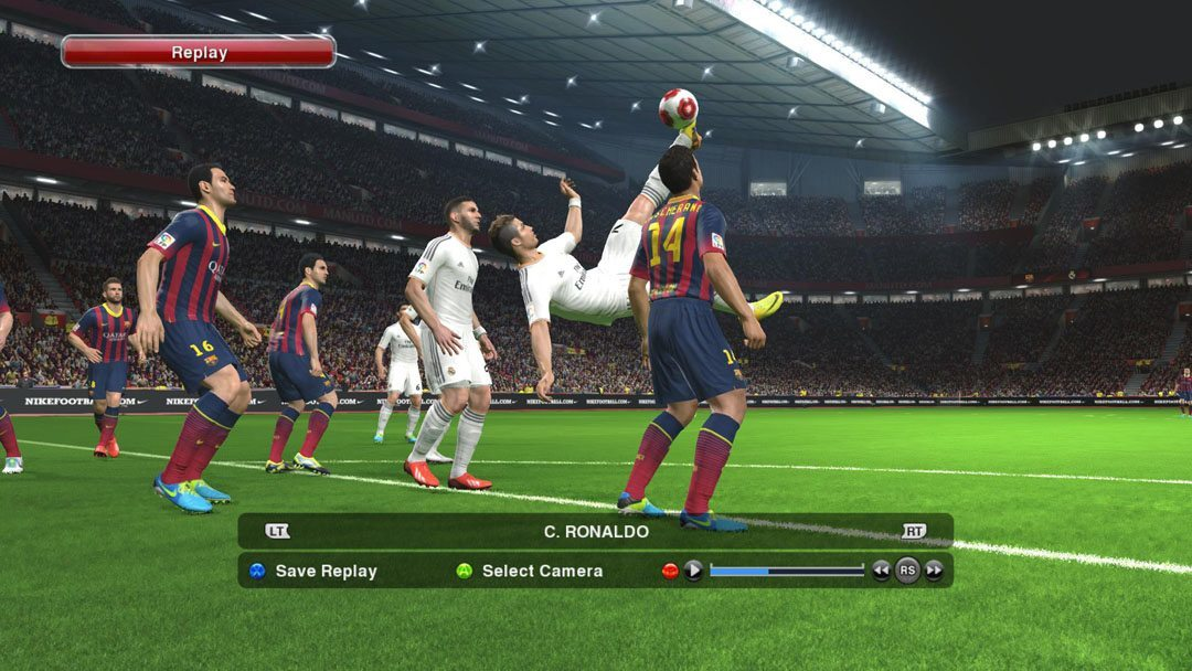 PES 2014 download torrent