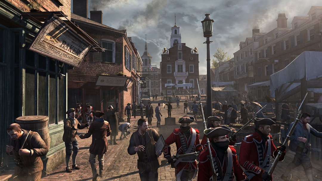 Assassin's Creed 3 download torrent