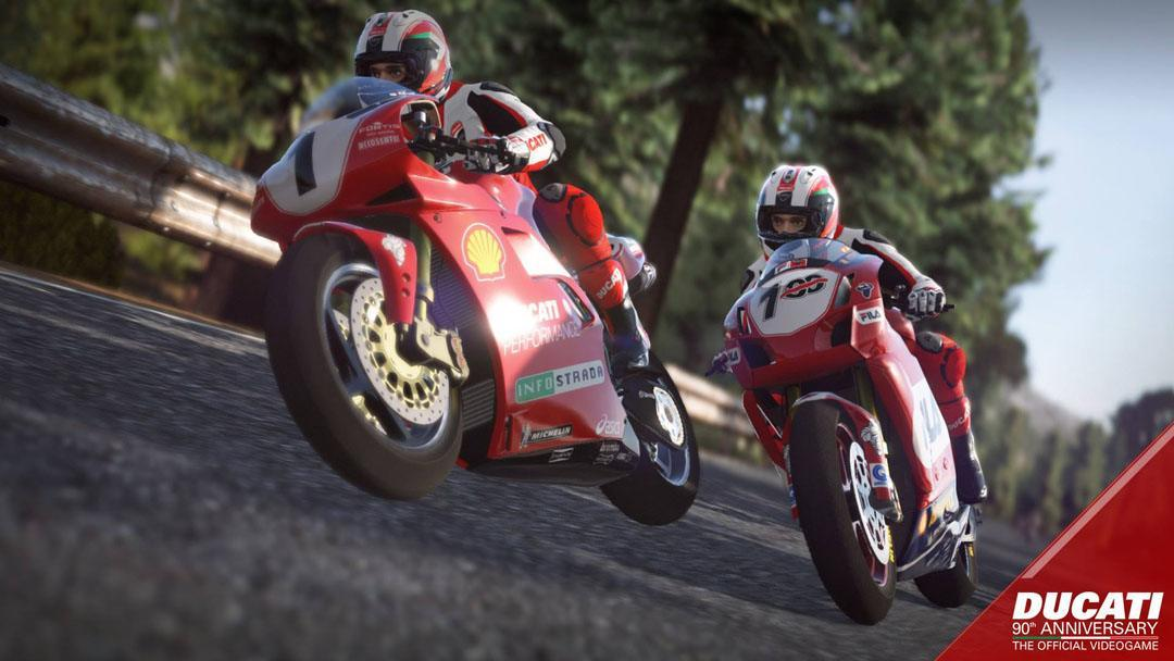 Ducati 90th Anniversary download