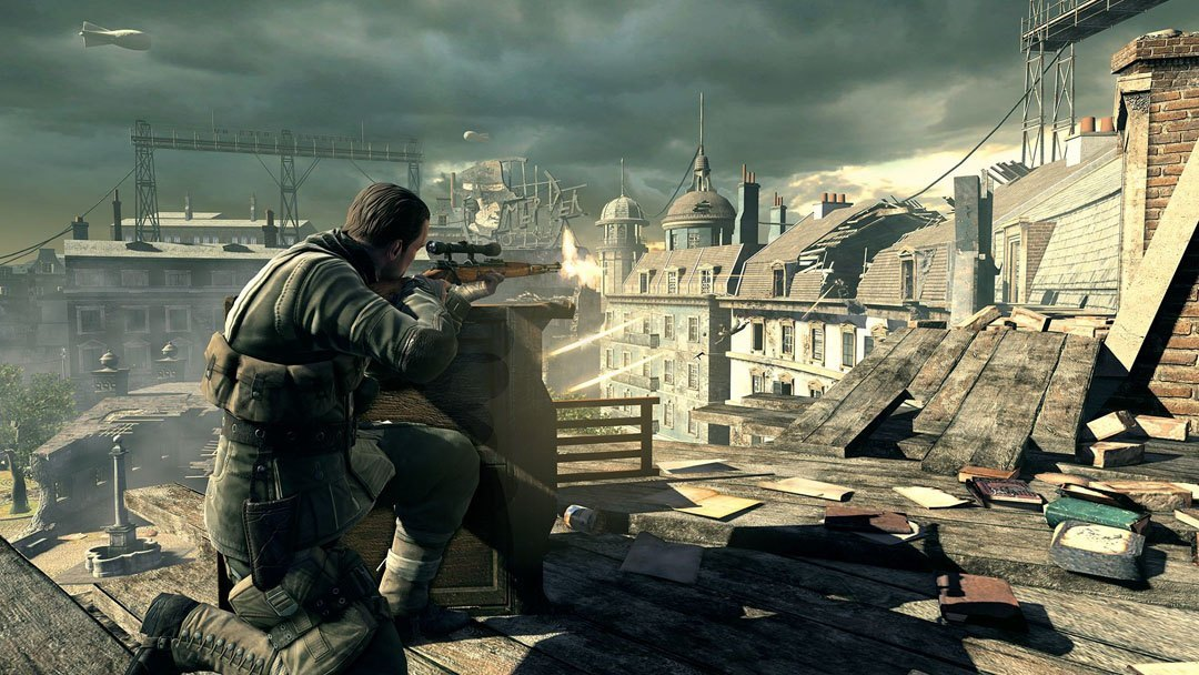 Sniper Elite v2 download torrent