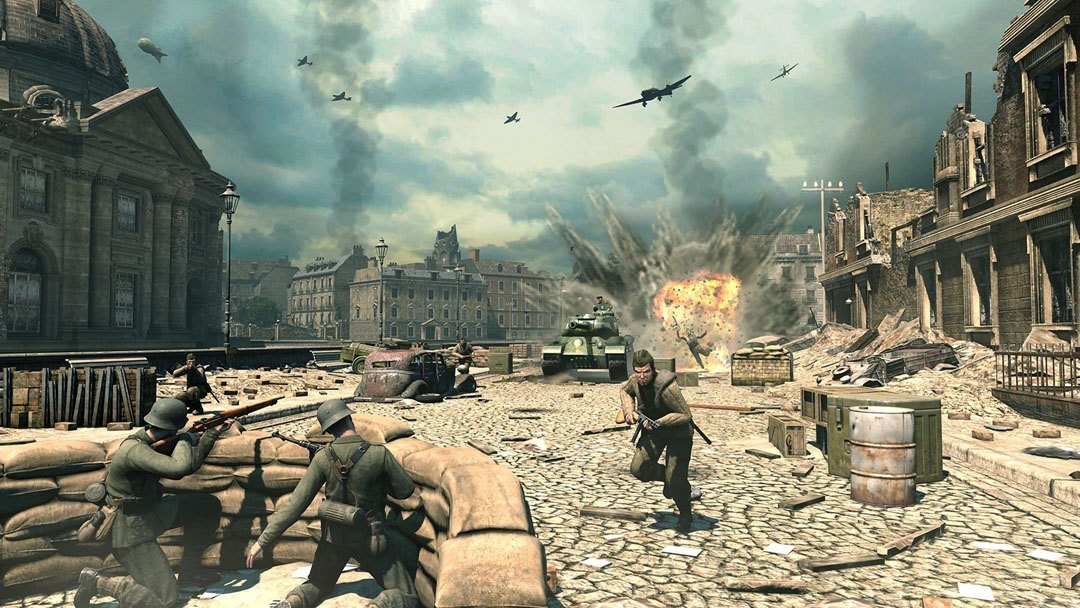 Sniper Elite v2 download