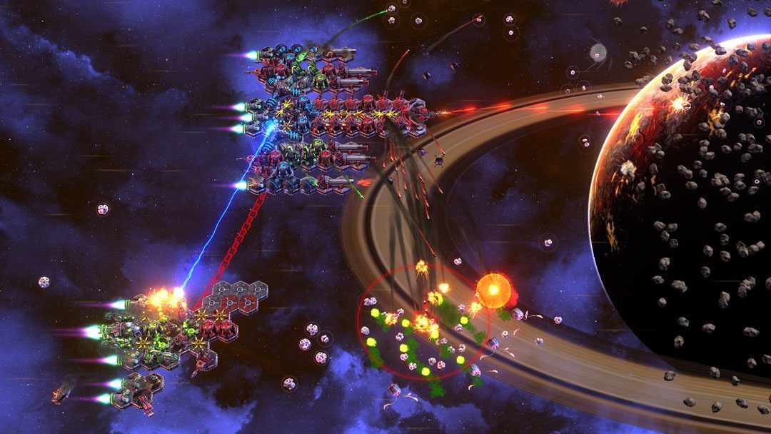 Space Run Galaxy download torrent