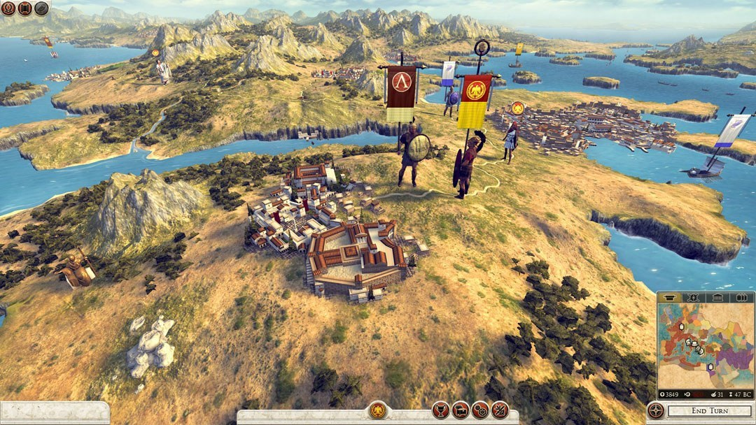 Total War: Rome 2 PC download