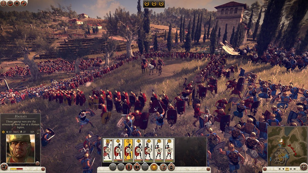 Total War: Rome 2 download torrent