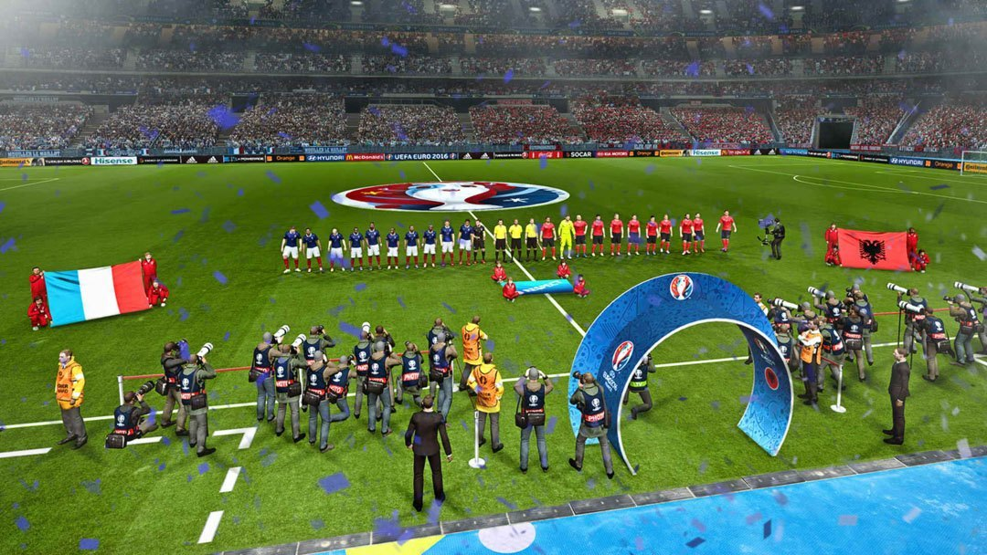 PES UEFA Euro 2016 download torrent