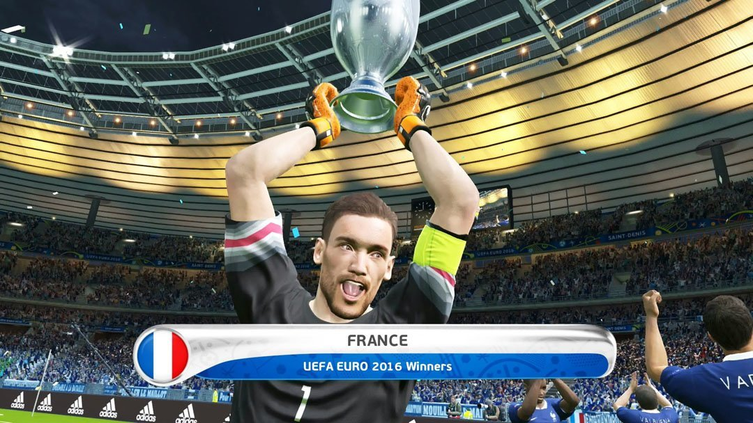 PES UEFA Euro 2016 download