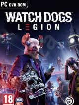 Watch Dogs: Legion torrent poster
